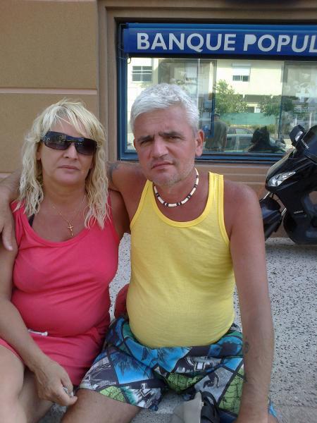 couple libertin echangiste Sète